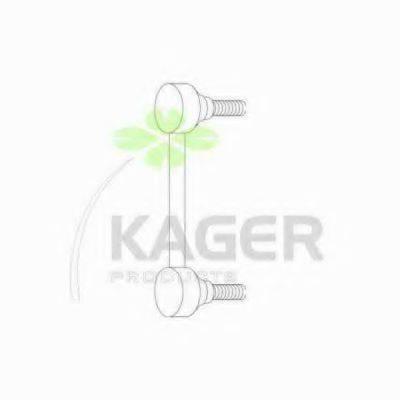 KAGER 850280 Тяга / стойка, стабилизатор