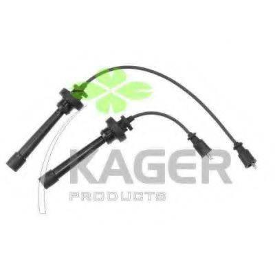 KAGER 641169 Комплект проводов зажигания