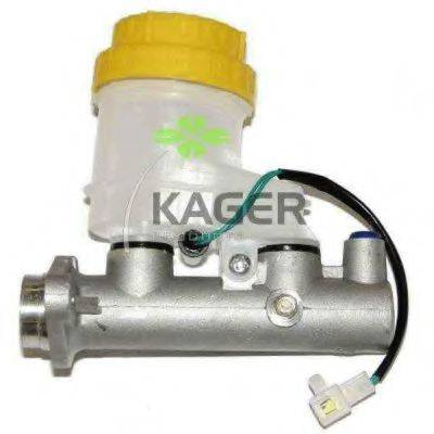 KAGER 390616 Главный тормозной цилиндр