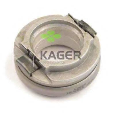 KAGER 150006 Выжимной подшипник