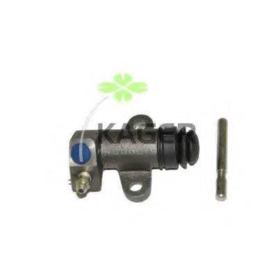 KAGER 184075 Рабочий цилиндр, система сцепления