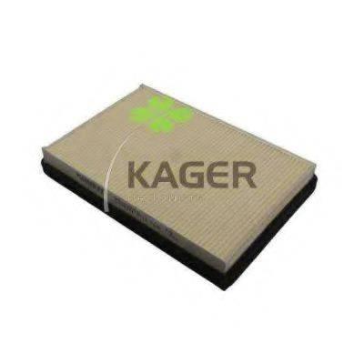 KAGER 090044 Фильтр, воздух во внутренном пространстве