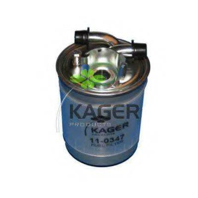 KAGER 110347 Топливный фильтр