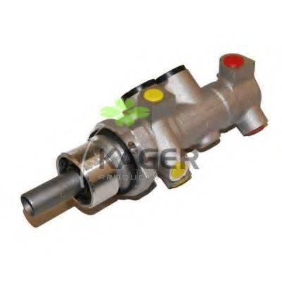 KAGER 390851 Главный тормозной цилиндр
