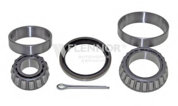 KAWE FR951659 Комплект подшипника ступицы колеса