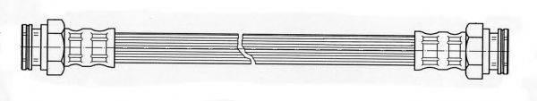 KAWE 510970 Шланг сцепления