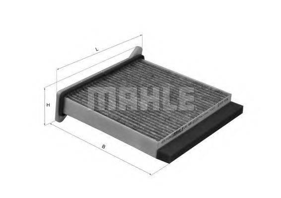 MAHLE ORIGINAL LAK485 Фильтр, воздух во внутренном пространстве