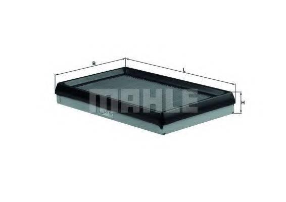 MAHLE ORIGINAL LX825 Воздушный фильтр