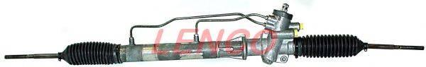 LENCO SGA298L Рулевой механизм