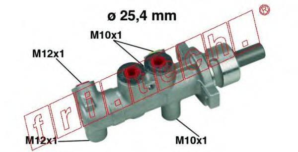 FRI.TECH. PF502 Главный тормозной цилиндр