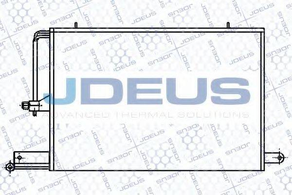 Конденсатор, кондиционер JDEUS 701V01