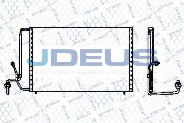 JDEUS 721V19 Конденсатор, кондиционер