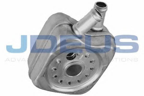 JDEUS 430M37 масляный радиатор, двигательное масло