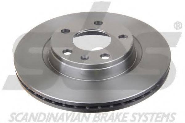 SBS 1815204762 Тормозной диск