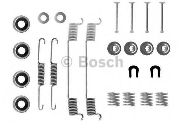 BOSCH 1987475184 Комплектующие, тормозная колодка