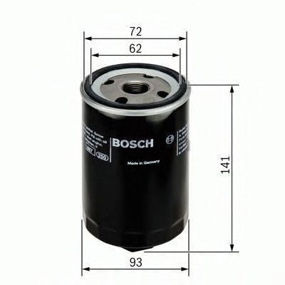 BOSCH 0451103253 Масляный фильтр
