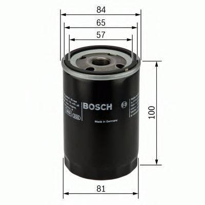 BOSCH 0986452023 Масляный фильтр