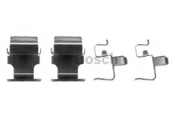 BOSCH 1987474428 Комплектующие, колодки дискового тормоза