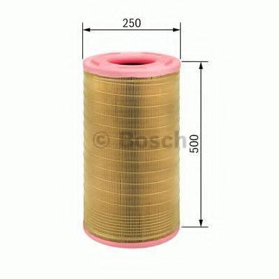 BOSCH F026400184 Воздушный фильтр