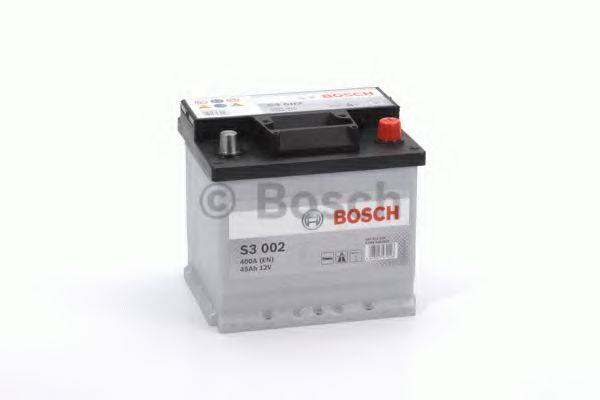 BOSCH 0092S30020 Стартерная аккумуляторная батарея; Стартерная аккумуляторная батарея