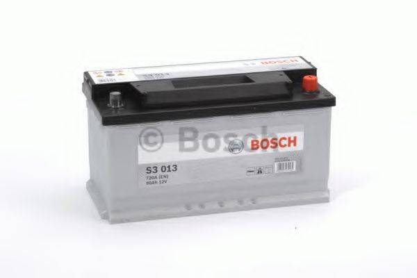 BOSCH 0092S30130 Стартерная аккумуляторная батарея; Стартерная аккумуляторная батарея