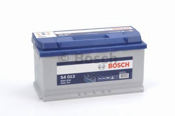 BOSCH 0092S40130 Стартерная аккумуляторная батарея; Стартерная аккумуляторная батарея
