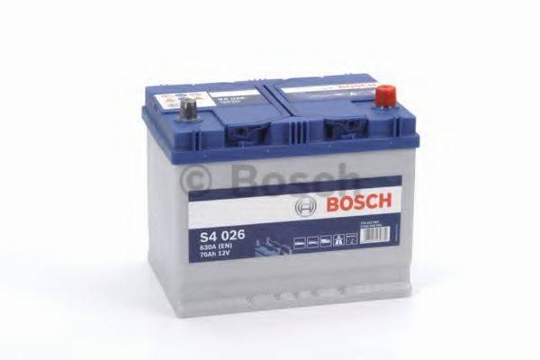 BOSCH 0092S40260 Стартерная аккумуляторная батарея; Стартерная аккумуляторная батарея