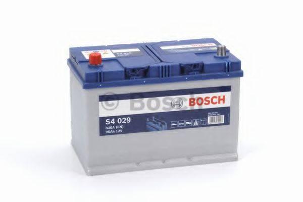 BOSCH 0092S40290 Стартерная аккумуляторная батарея; Стартерная аккумуляторная батарея