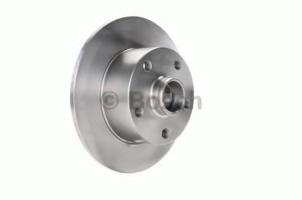 BOSCH 0986478759 Тормозной диск