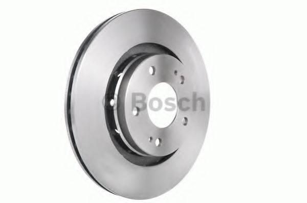 BOSCH 0986479372 Тормозной диск