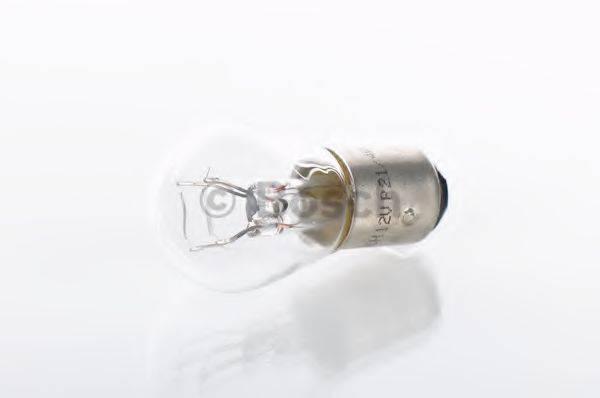 BOSCH 1987302215 Лампа накаливания, фонарь сигнала тормож./ задний габ. огонь; Лампа накаливания, фонарь сигнала торможения; Лампа накаливания, задняя противотуманная фара; Лампа накаливания, задний гарабитный огонь; Лампа, противотуманные . задние фонари