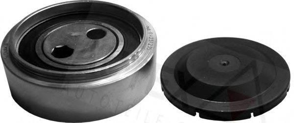 AUTEX 641033 Натяжной ролик, поликлиновой  ремень