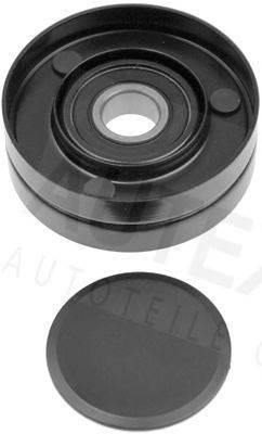 AUTEX 641653 Натяжной ролик, поликлиновой  ремень