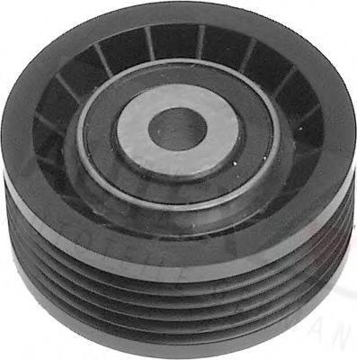 AUTEX 651291 Паразитный / ведущий ролик, поликлиновой ремень