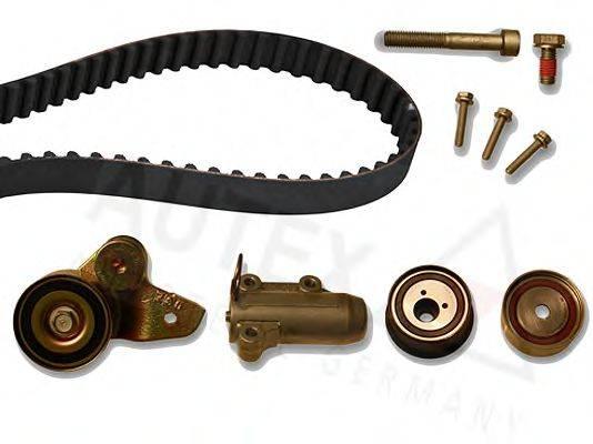 AUTEX 702639 Комплект ремня ГРМ
