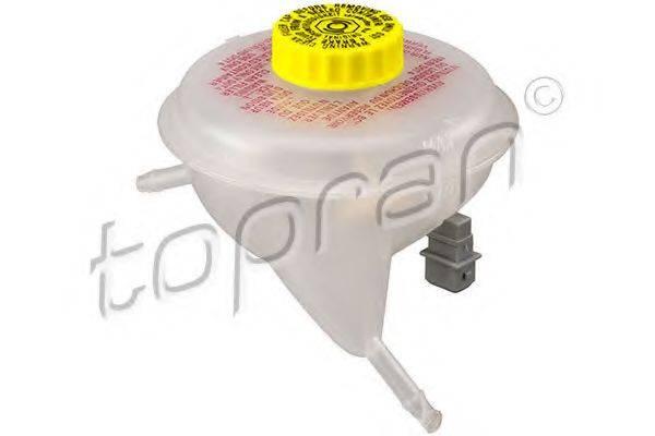 TOPRAN 114009 Компенсационный бак, тормозная жидкость