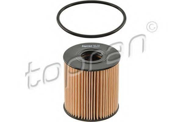 TOPRAN 302318 Масляный фильтр
