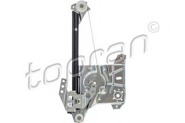 TOPRAN 114432 Подъемное устройство для окон