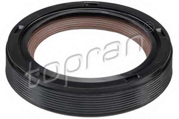 TOPRAN 109383 Уплотняющее кольцо, коленчатый вал; Уплотняющее кольцо вала, масляный насос