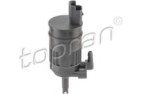 TOPRAN 208172 Водяной насос, система очистки окон