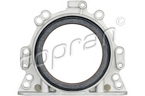 TOPRAN 105753 Уплотняющее кольцо, коленчатый вал