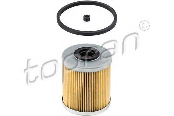 TOPRAN 207209 Топливный фильтр