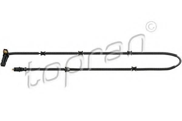 TOPRAN 208209 Датчик, частота вращения колеса