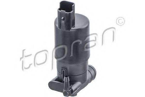 TOPRAN 207666 Водяной насос, система очистки окон