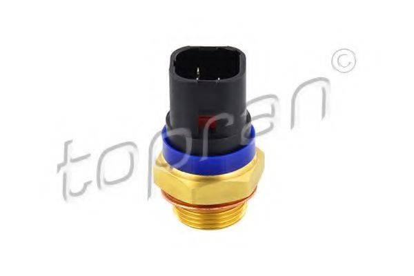 TOPRAN 207627 Термовыключатель, вентилятор радиатора