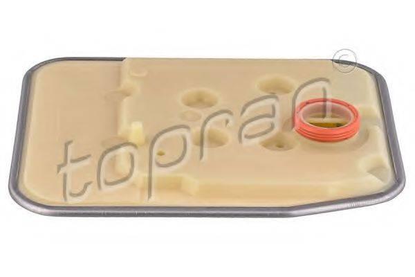 Гидрофильтр, автоматическая коробка передач TOPRAN 108 751