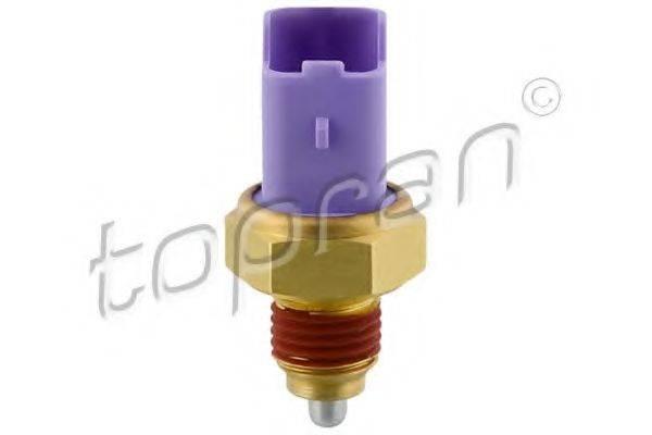TOPRAN 721075 Выключатель, фара заднего хода