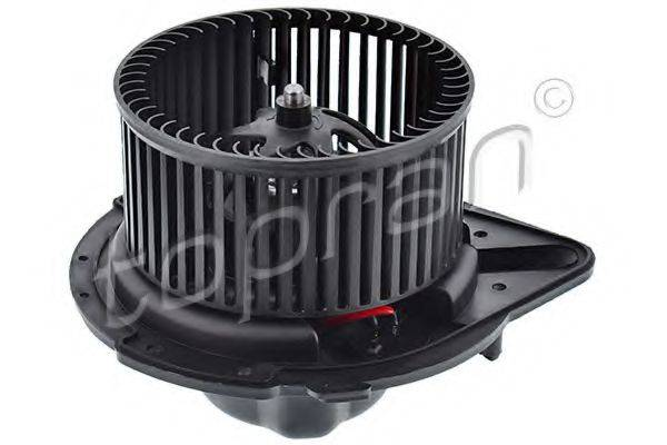 TOPRAN 111448 Электродвигатель, вентиляция салона