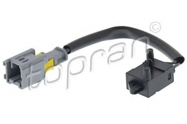 TOPRAN 723099 Выключатель, привод сцепления (Tempomat)