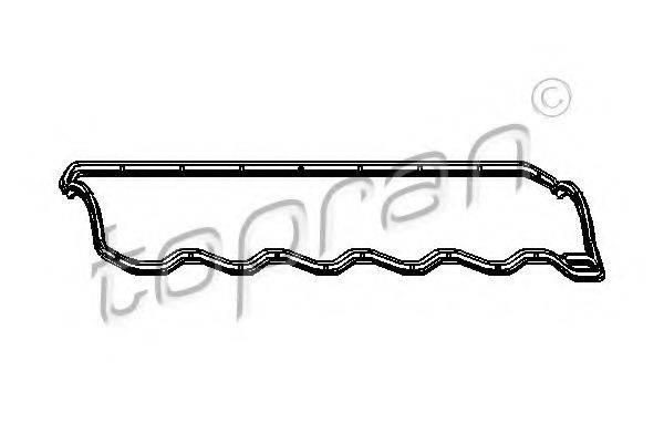 TOPRAN 100810 Прокладка, крышка головки цилиндра